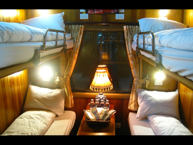 Cabin Tầu Sapaly Express